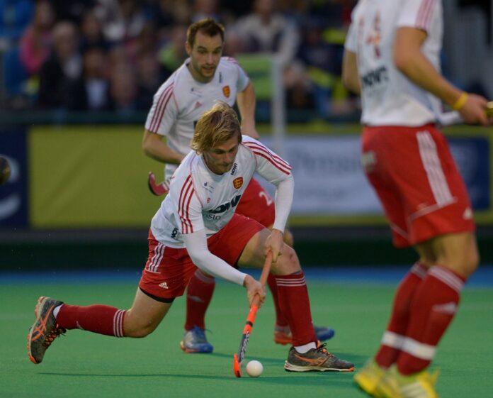 Ashley Jackson scores against Ireland (c) Ady Kerry