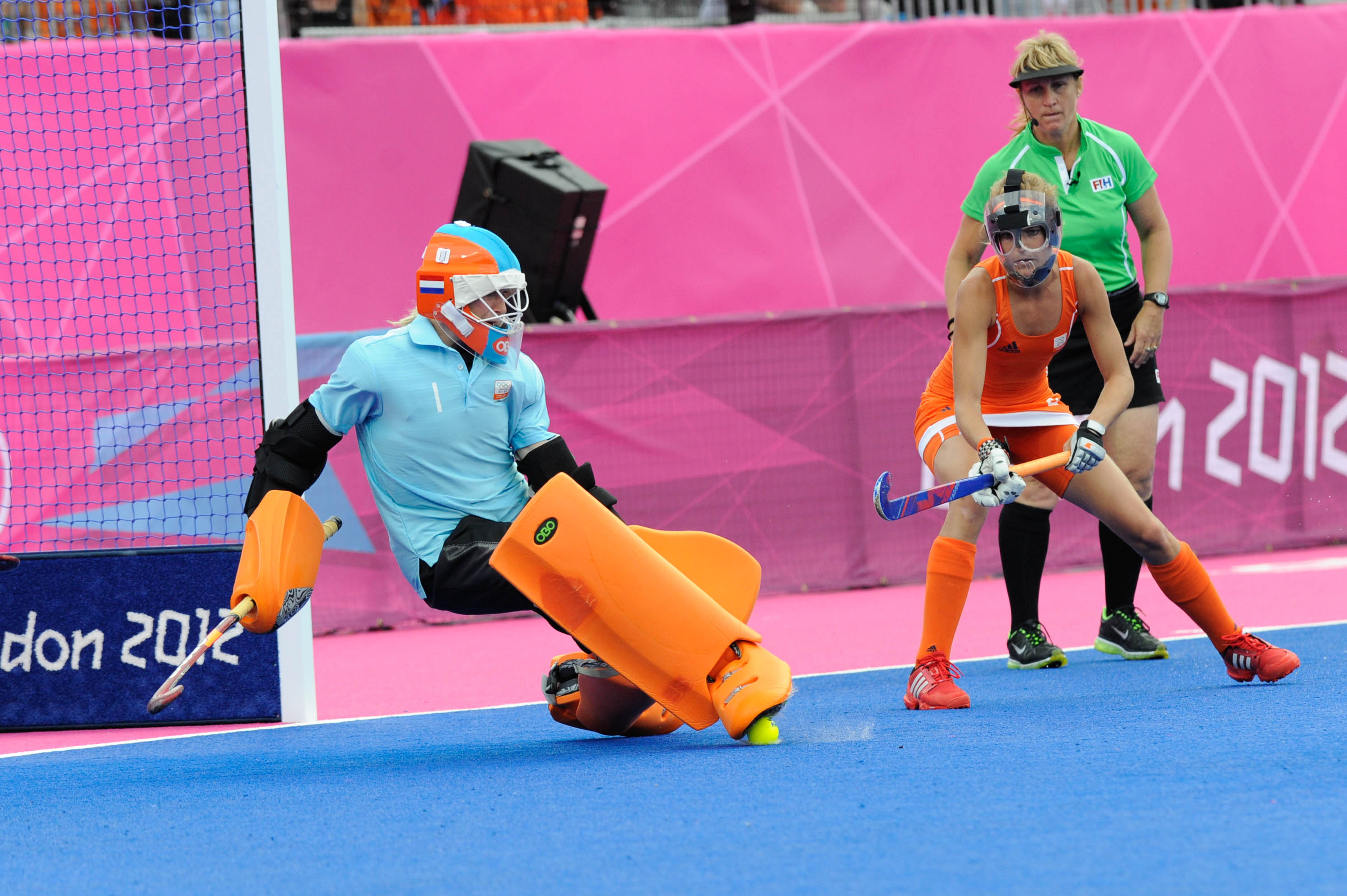 Field hockey coaching: four stages of goalkeeper kicking - The Hockey Paper