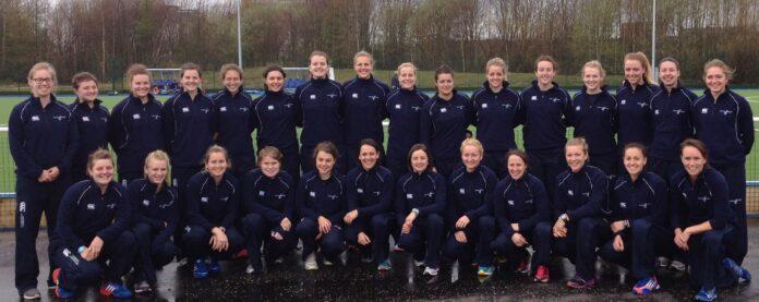 Scotland senior women (c) Hockey Scotland