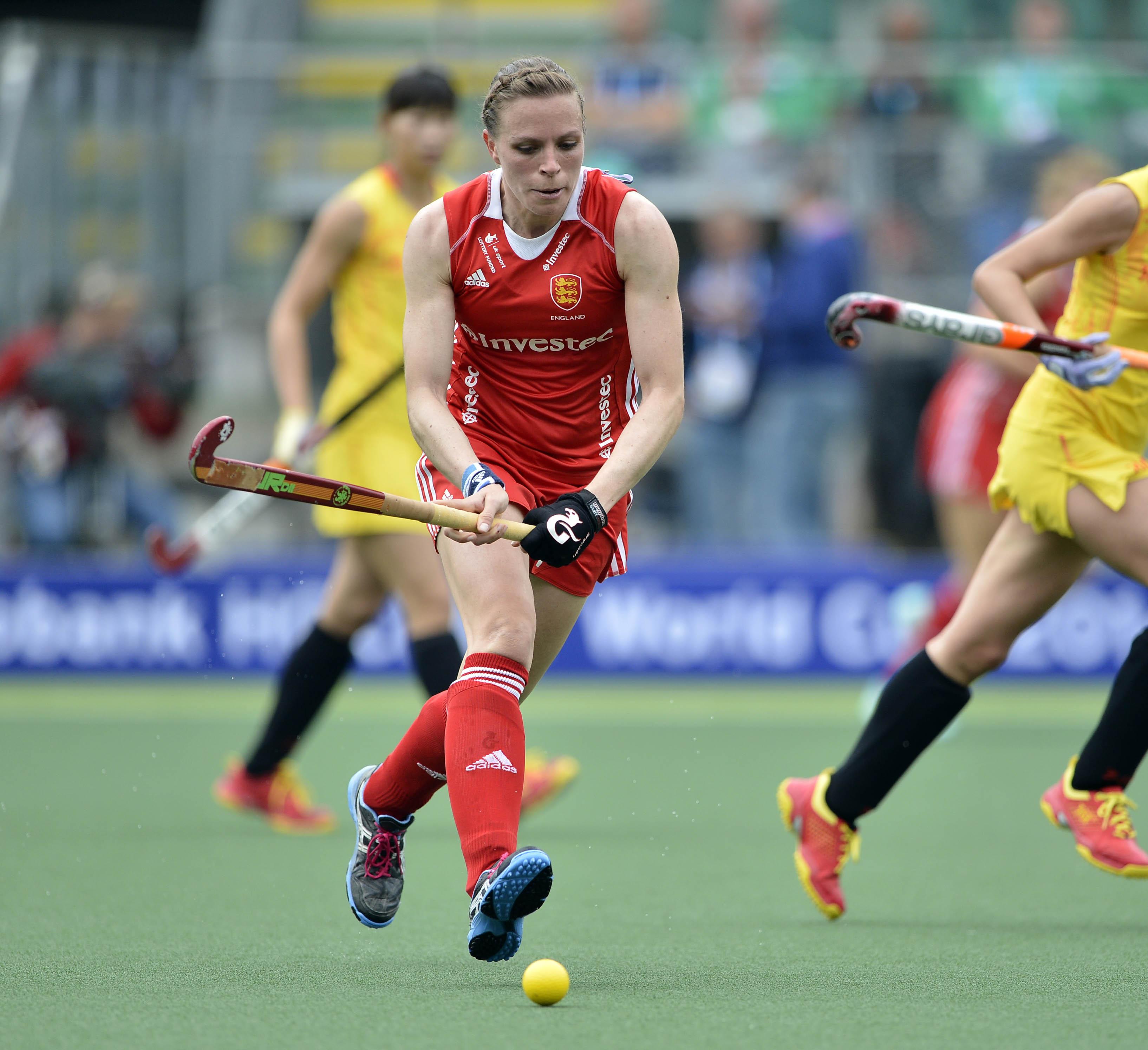 Kate Richardson-Walsh (c) hockeyimages.co.uk