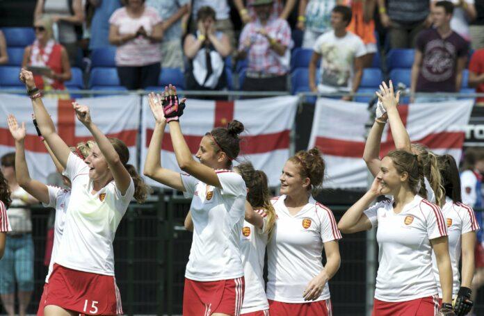 England U21 Women v Spain, July 26 2014 - credit Frank Uijlenbroek.jpg