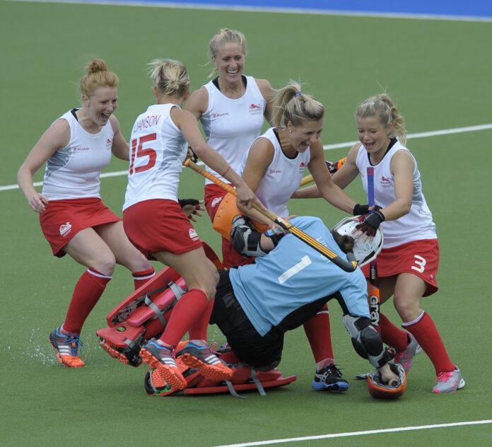 England Commonwealth Games