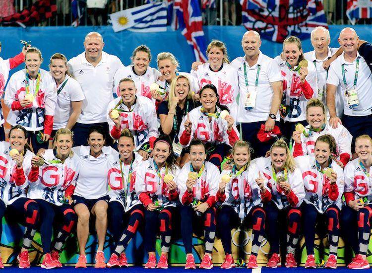 Great Britain women hockey