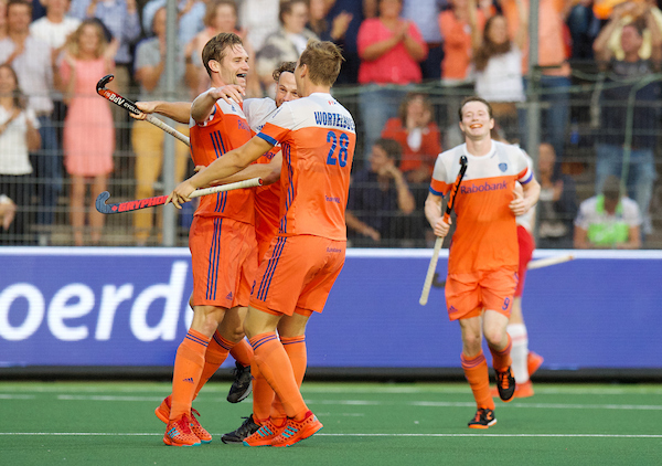 FIH Hockey Pro League: Holland v Great Britain in numbers