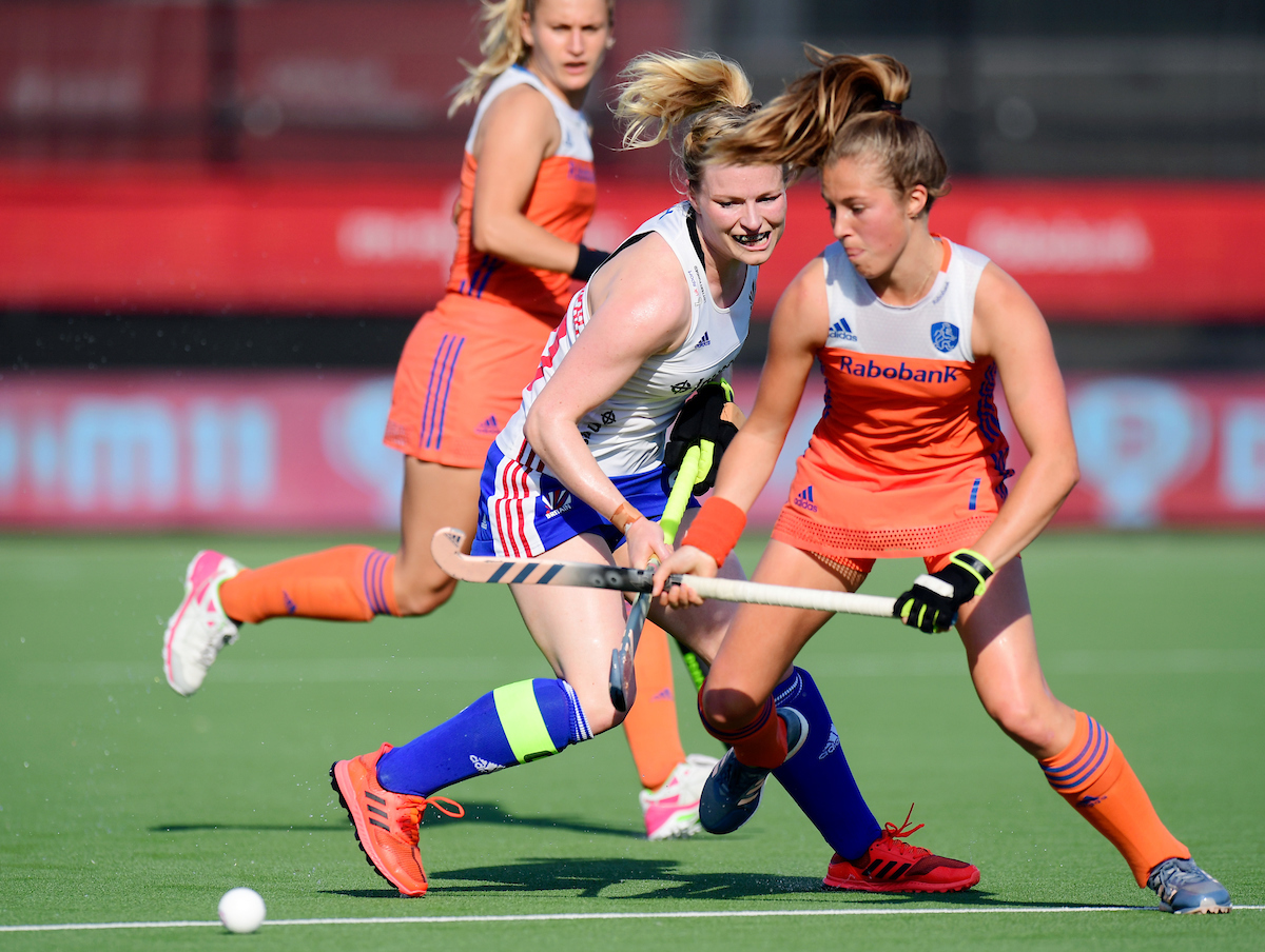 Hollie Pearne-Webb, GB Hockey women's captain