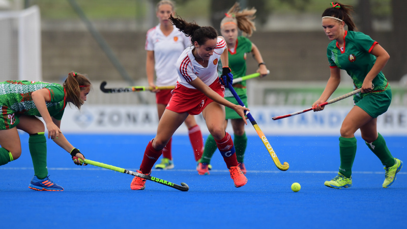 Four set for Great Britain Hockey debuts in Pro League