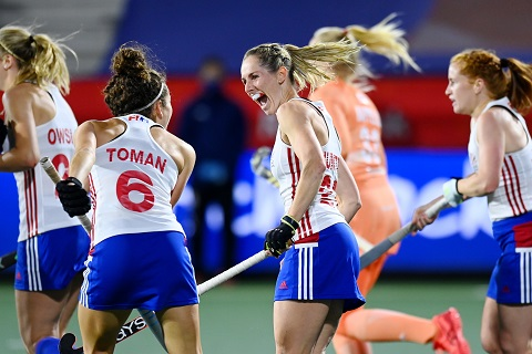 Women's Pro League: Great Britain battle to losing point